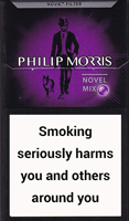 Philip Morris Novel Mix