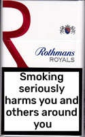 Rothmans Royals KS Red