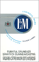 L&M Super Lights (Silver Label)