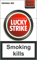 Lucky Strike Original Red