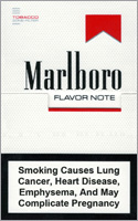 Marlboro Flavor Note (Filter Plus)