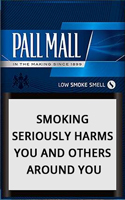 Pall Mall Blue (Lights)