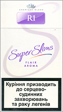 R1 Super Slims Flair Aroma 100's