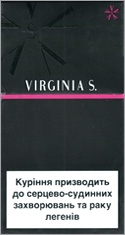 Virginia S. Pink Super Slims 100's