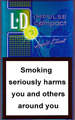 LD Compact Impulse Cigarettes pack