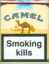 Camel Non Filter Cigarettes pack