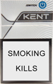 Kent iSwitch Silver Cigarettes pack