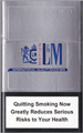 L&M Motion Silver (mini) Cigarettes pack