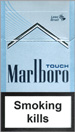 Marlboro Touch(light-blue) Cigarettes pack