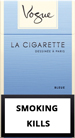 Vogue Super Slims Bleue 100s Cigarettes pack
