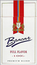 BRACAR FF 100 BOX Cigarettes pack