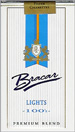 BRACAR LIGHT 100 SOFT Cigarettes pack