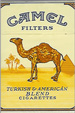 CAMEL FILTER BOX KING Cigarettes pack