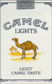 CAMEL LIGHT SP KING Cigarettes pack