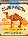 CAMEL REGULAR NON FILTER Cigarettes pack