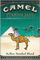 CAMEL T JADE MENTHOL BOX KING Cigarettes pack