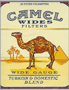 CAMEL WIDE FULL FLAVOR BOX KING Cigarettes pack