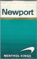NEWPORT SOFT KING Cigarettes pack
