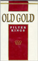OLD GOLD FILTER KING Cigarettes pack