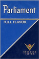 PARLIAMENT FULL FLAVOR BOX KG Cigarettes pack
