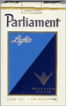 PARLIAMENT LIGHT SP KING Cigarettes pack