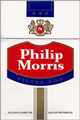 PHILIP MORRIS KING Cigarettes pack
